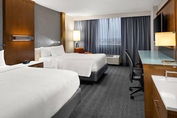 Guest room, 2 Queen, Top floor