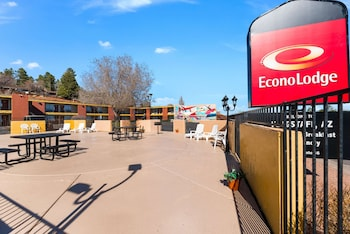 弗拉格斯塔夫 66 號路線生態小屋旅館 Econo Lodge Flagstaff Route 66