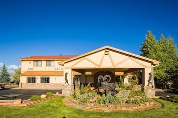 Hotel - Alpine Inn & Suites