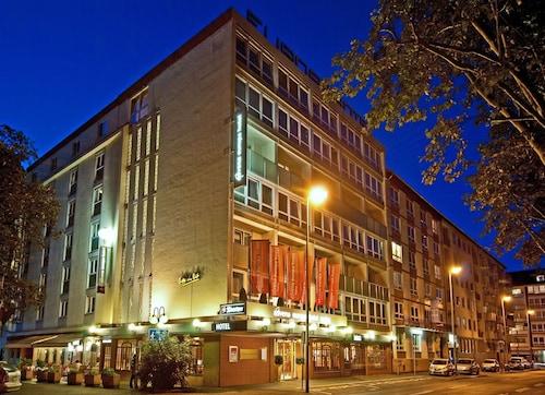 . Advena Europa Hotel Mainz