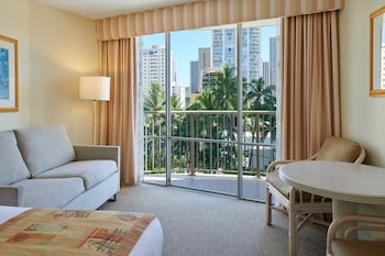 Room, 1 King Bed, View (Waikiki View)
