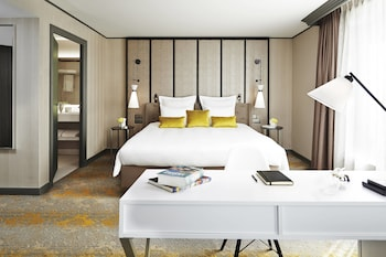 Junior Suite, 1 Double Bed, Non Smoking