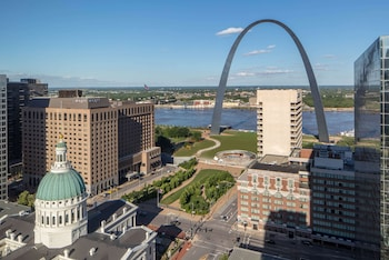 聖路易斯河畔君悅飯店 Hyatt Regency St. Louis at The Arch
