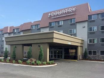 麗笙奧勒岡州波特蘭三角洲公園鄉村套房飯店 Country Inn & Suites by Radisson, Portland Delta Park, OR
