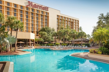 Orlando Airport Marriott Lakeside