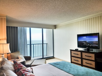 Premier Room, 1 King Bed, Bay View