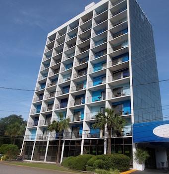 水上海灘飯店 Aqua Beach Inn
