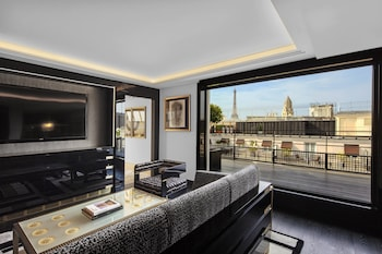 Presidential Suite, 1 King Bed, Balcony (Suite Lalique)