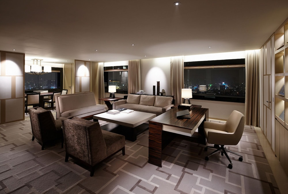 ソウル新羅ホテル