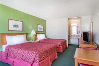 Double Room, 2 Double Beds, Smoking