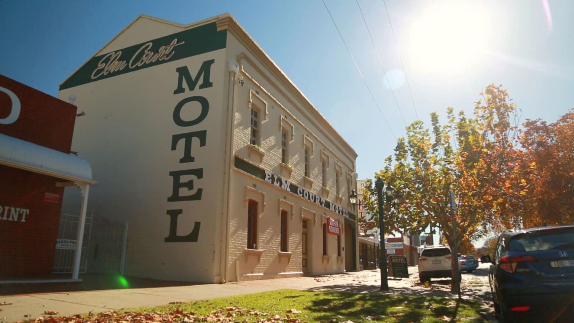 Elm Court Motel, Albury