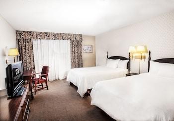 Standard Room, 2 Queen Beds (Waterpark Package - Across the Street from Fallsview Indoor Waterpark)