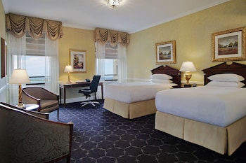 Executive Room, 2 Twin Beds, Business Lounge Access