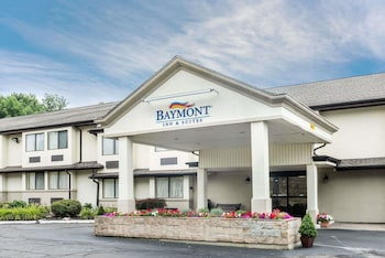 布蘭福德紐哈芬溫德姆貝蒙特飯店 Baymont by Wyndham Branford/New Haven