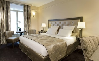 Hotel - Hotel California Champs-Elysées