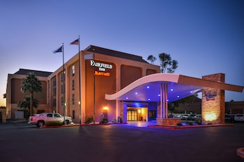 Exterior at Fairfield Inn Las Vegas Convention Center in Las Vegas