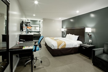 Room, 1 King Bed, Accessible, Non Smoking (Upgrade)