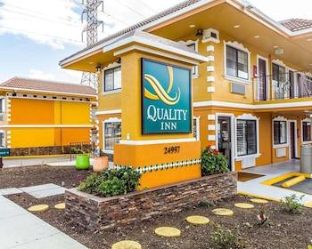 Hotel - Quality Inn Hayward