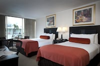 Standard Room, 2 Double Beds, Non Smoking, Poolside