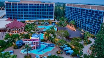 Hotel - Disneyland Hotel