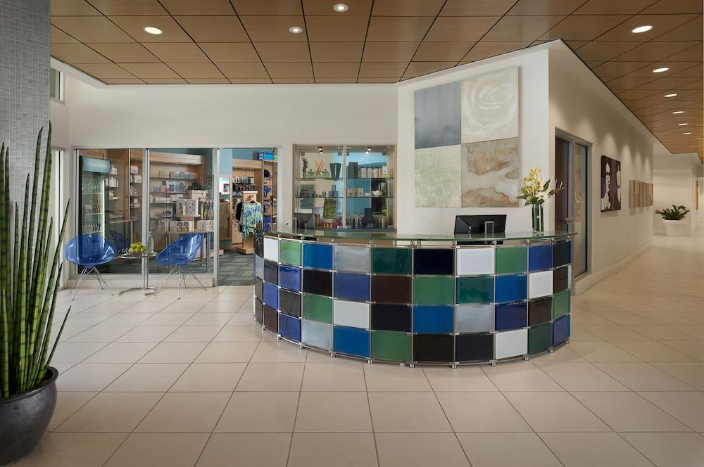 SPA 櫃台