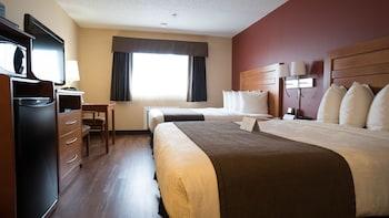 Standard Room, 2 Queen Beds, Non Smoking (Not Pet Friendly)