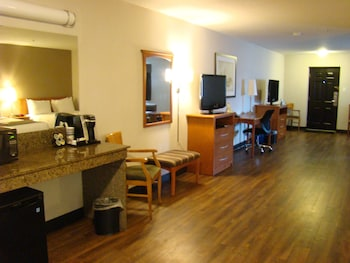 Suite, 1 King Bed, Non Smoking (Pet Friendly)