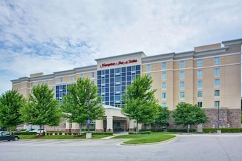 羅里瑰珀翠谷歡朋套房飯店 Hampton Inn & Suites Raleigh/Crabtree Valley