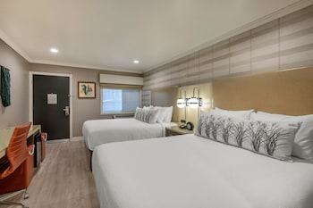 Standard Room, 2 Queen Beds, Accessible, Non Smoking (Roll-In Shower)