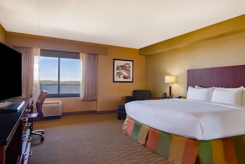 Executive Room, 1 King Bed, Accessible (Roll-in Shower)