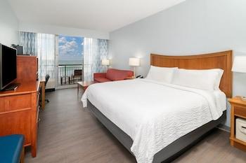Standard King, Sofa Bed, Oceanfront