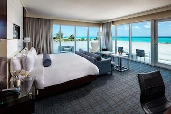 Suite, 1 King Bed, Ocean View (Legendary)