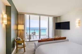 Junior Suite, 1 King Bed, View, Oceanfront