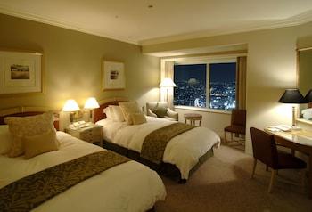 レギュラーフロア コンフォートツインルーム 海側 禁煙|37㎡|横浜ロイヤルパークホテル