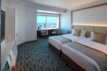 スカイリゾートフロア アトリエコンフォートツインルーム シティービュー(60~64階) 禁煙|横浜ロイヤルパークホテル