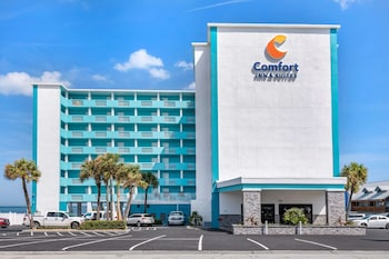 代托納海灘濱海凱富套房飯店 Comfort Inn & Suites Daytona Beach Oceanfront