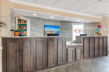代托納海灘濱海凱富套房飯店 Comfort Inn & Suites Daytona Beach Oceanfront