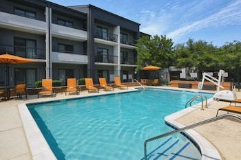 達拉斯理查森春谷萬怡飯店 Courtyard by Marriott Dallas Richardson at Spring Valley