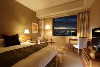 コンフォートダブル 21階~25階 (禁煙, 1名利用, 22平米)|ホテル日航金沢
