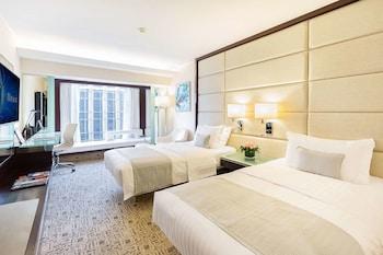 Executive Club Superior Room, Business Lounge Access
