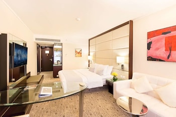 Executive Club Deluxe Room, Business Lounge Access