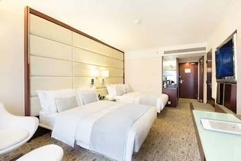 Executive Club Premier Room, Business Lounge Access