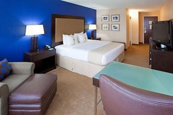 Guestroom at Holiday Inn Washington DC-Greenbelt MD in Greenbelt