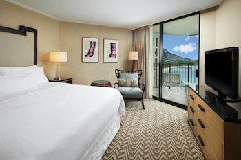 Tower Premier Ocean Suite, 1 Bedroom Suite, Oceanfront