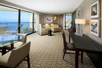 Tower Ocean Suite, 1 Bedroom Suite, Oceanfront
