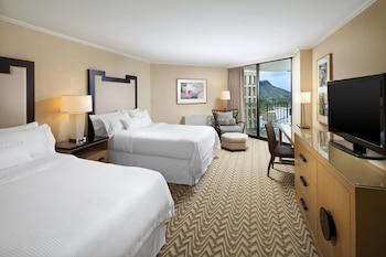 Premier Room, 2 Double Beds, Ocean View, Tower