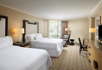 Room, 2 Double Beds, Ocean View, Tower