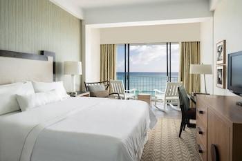 Diamond Ocean Front, Guest room, 1 King, Oceanfront