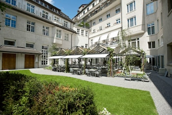 Hotel - Glockenhof Zürich