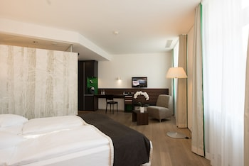 Standard Tek Büyük Yataklı Oda (style)